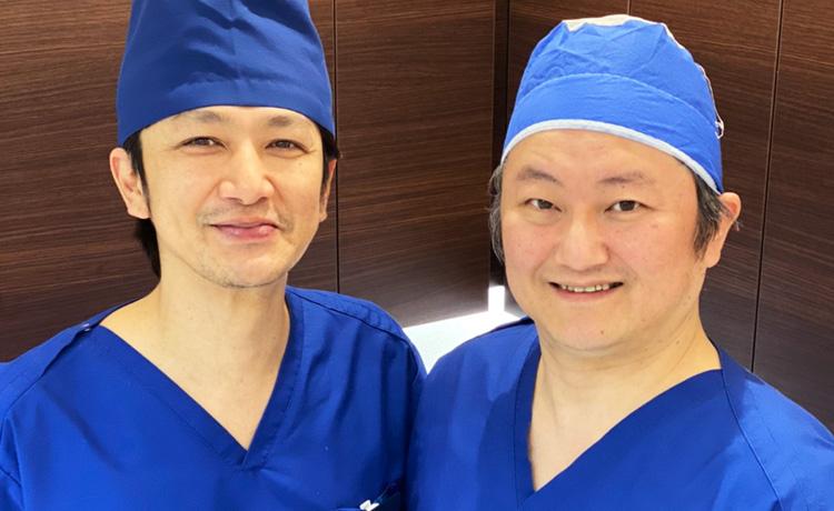 カンドーレ歯科 低負担で効果的な治療師弟ドクターチーム