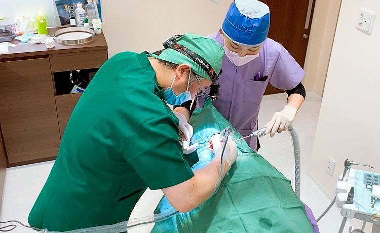カンドーレ歯科 1万本以上の治療実績インプラント治療