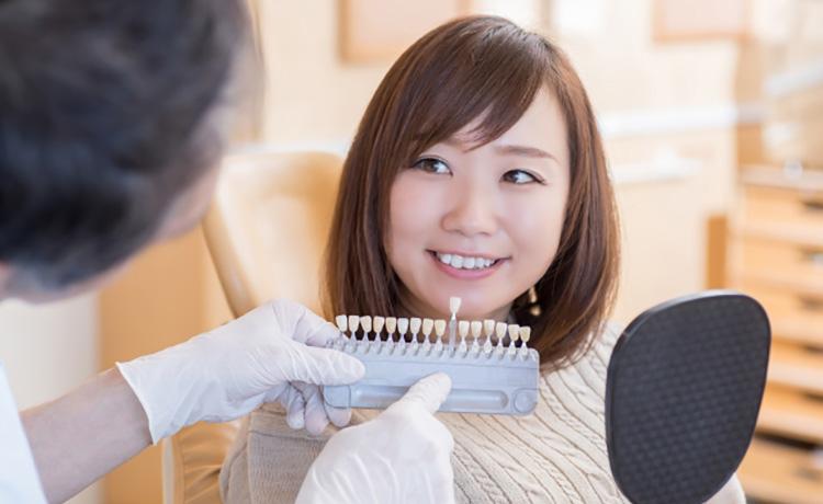 ホワイトニング、セラミック治療のお得な割引キャンペーン実施中